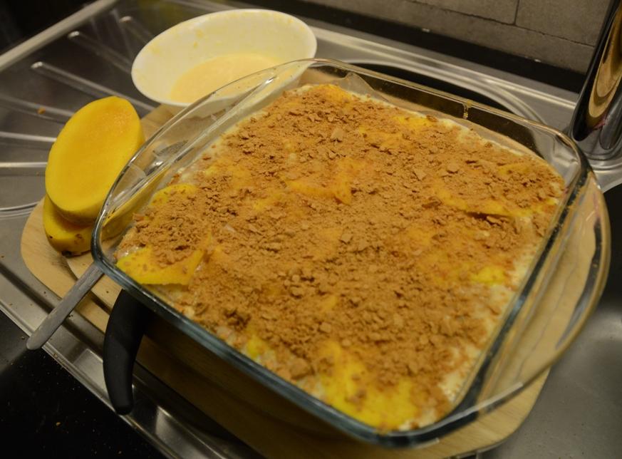 Mango Icebox Cake Recipes — Dishmaps